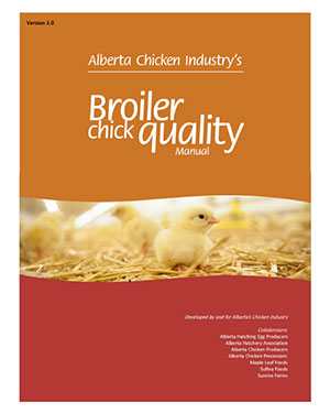 Broiler Chick Quality Manual